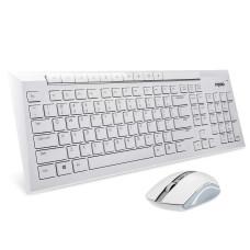 Rapoo Combo 8200M (White)