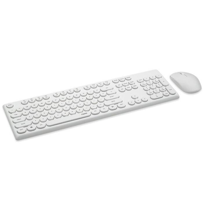 Rapoo X260 Combo (White)