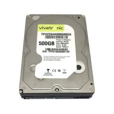 """HDD Vivetronic 500GB 3.5"""""""