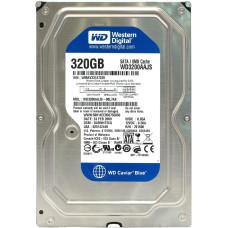"""HDD Western Digital 320Gb 3.5"""" PULL OUT"""