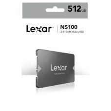 SSD Lexar LNS100 512GB