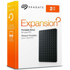 External HDD Seagate Expansion  2TB