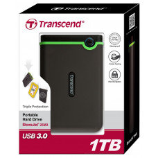 External TRANSCEND 1TB