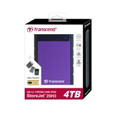External TRANSCEND 4TB