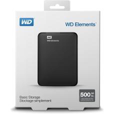 External WD MY Element 500GB