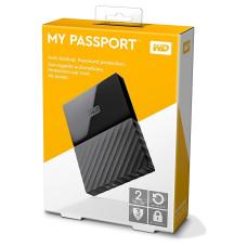 External WD My Passport 2TB