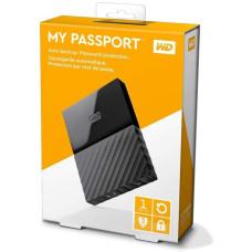External WD My Passport 1TB