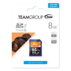 Team Group 8GB SD Card